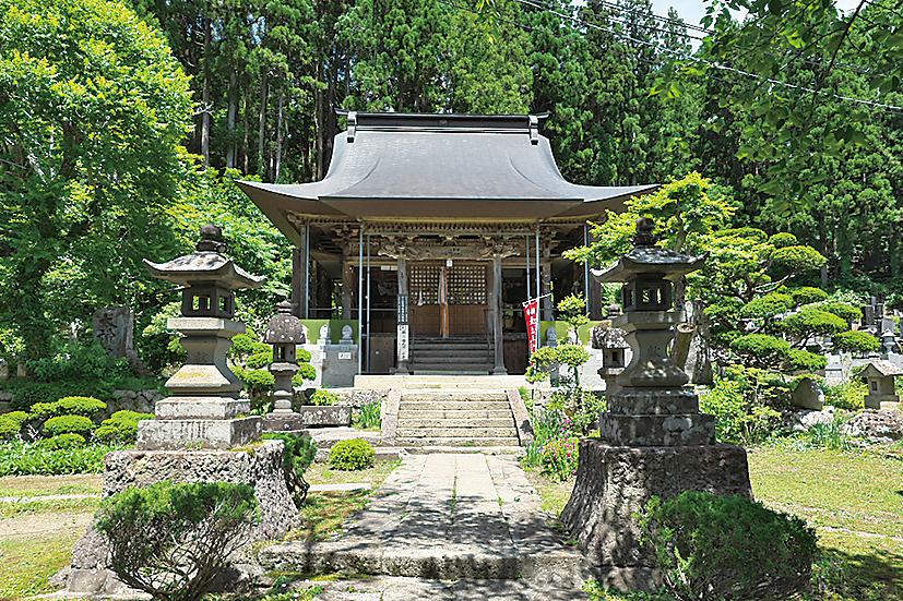 山寺(宝珠山 千手院)