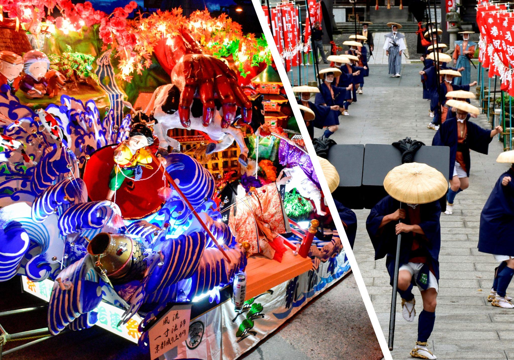 【まとめ】山形夏祭り特集!熱き舞いの祭典
