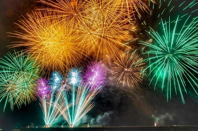【まとめ】花火を見に行こう2019! 夏の夜空を華麗に舞う山形の花火