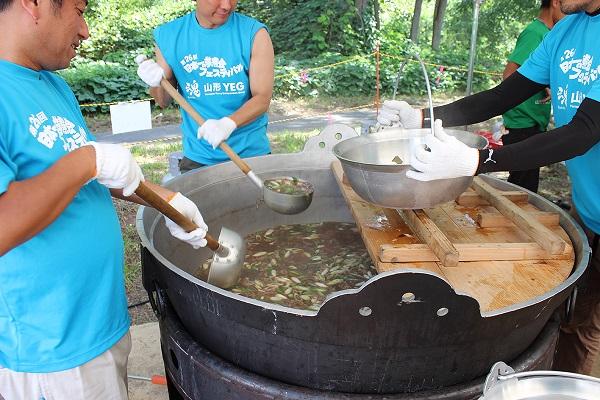 第31回 日本一の芋煮会フェスティバル