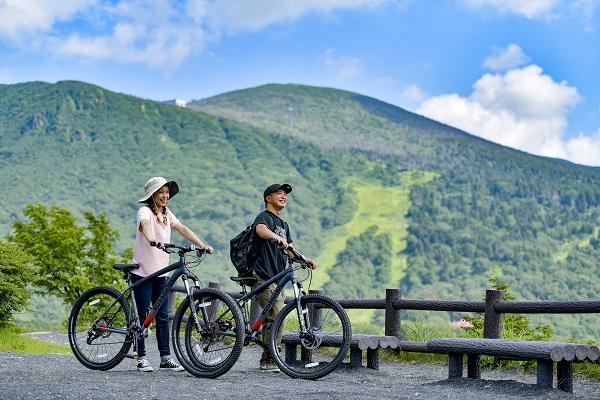 【体験】蔵王温泉まるごとサイクリングプラン