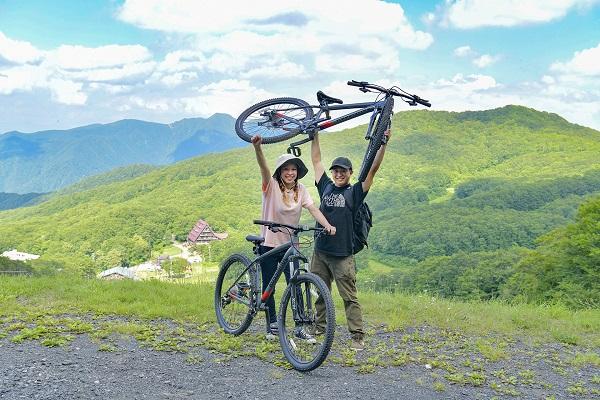 蔵王温泉まるごとサイクリングプラン