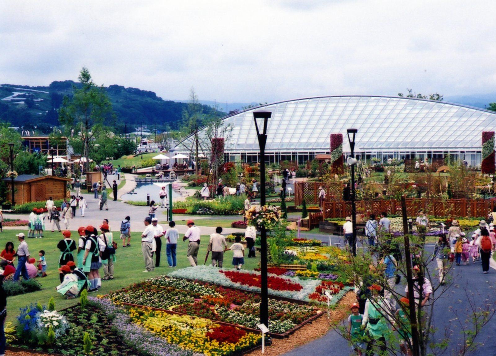 最上川ふるさと総合公園