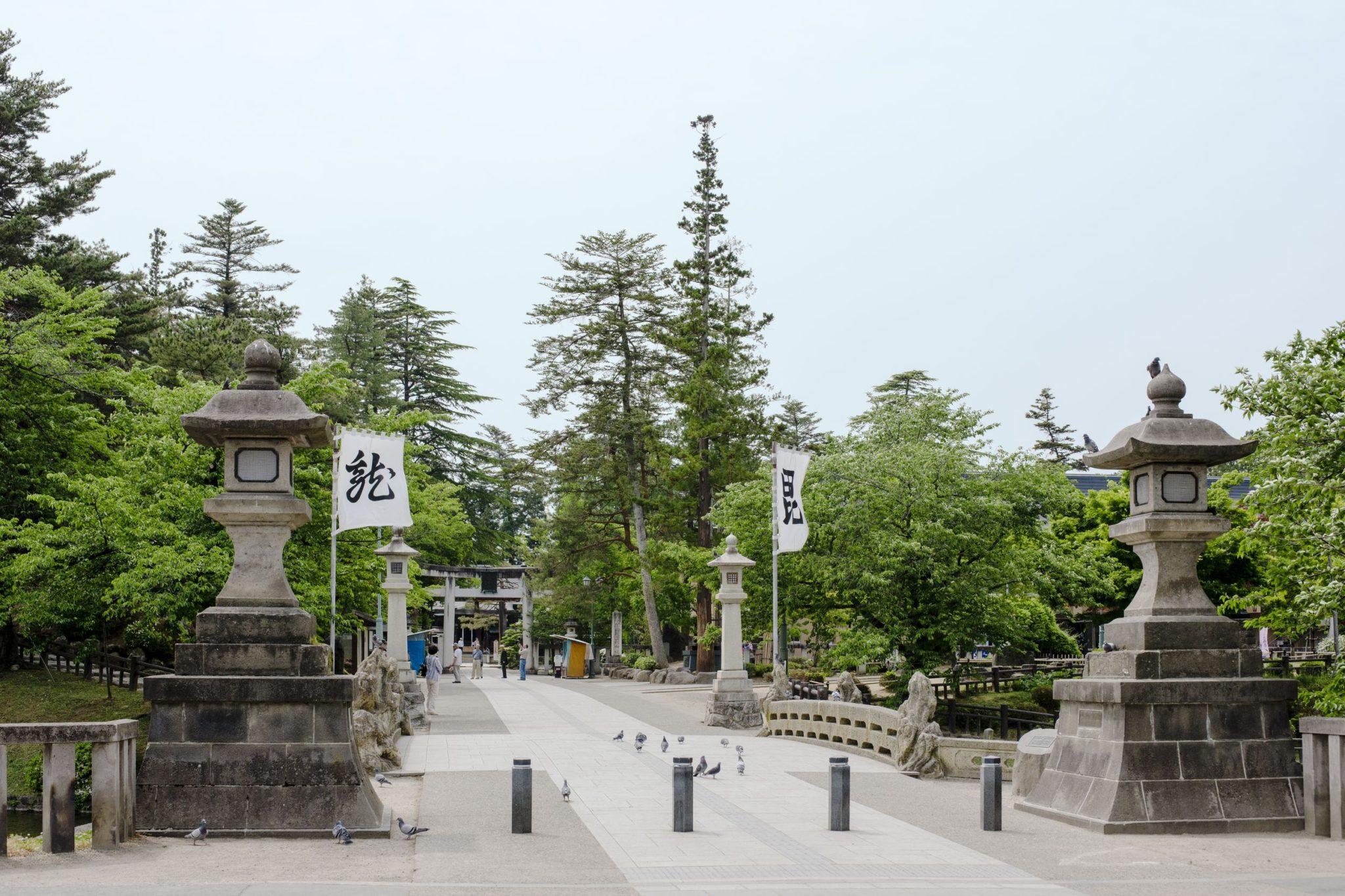 松が岬公園