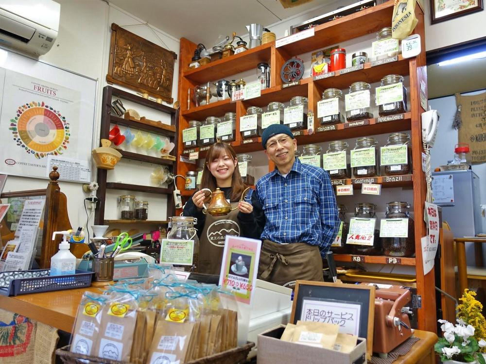 【特集記事】山形のこだわりコーヒー「蔵王の森焙煎工房」