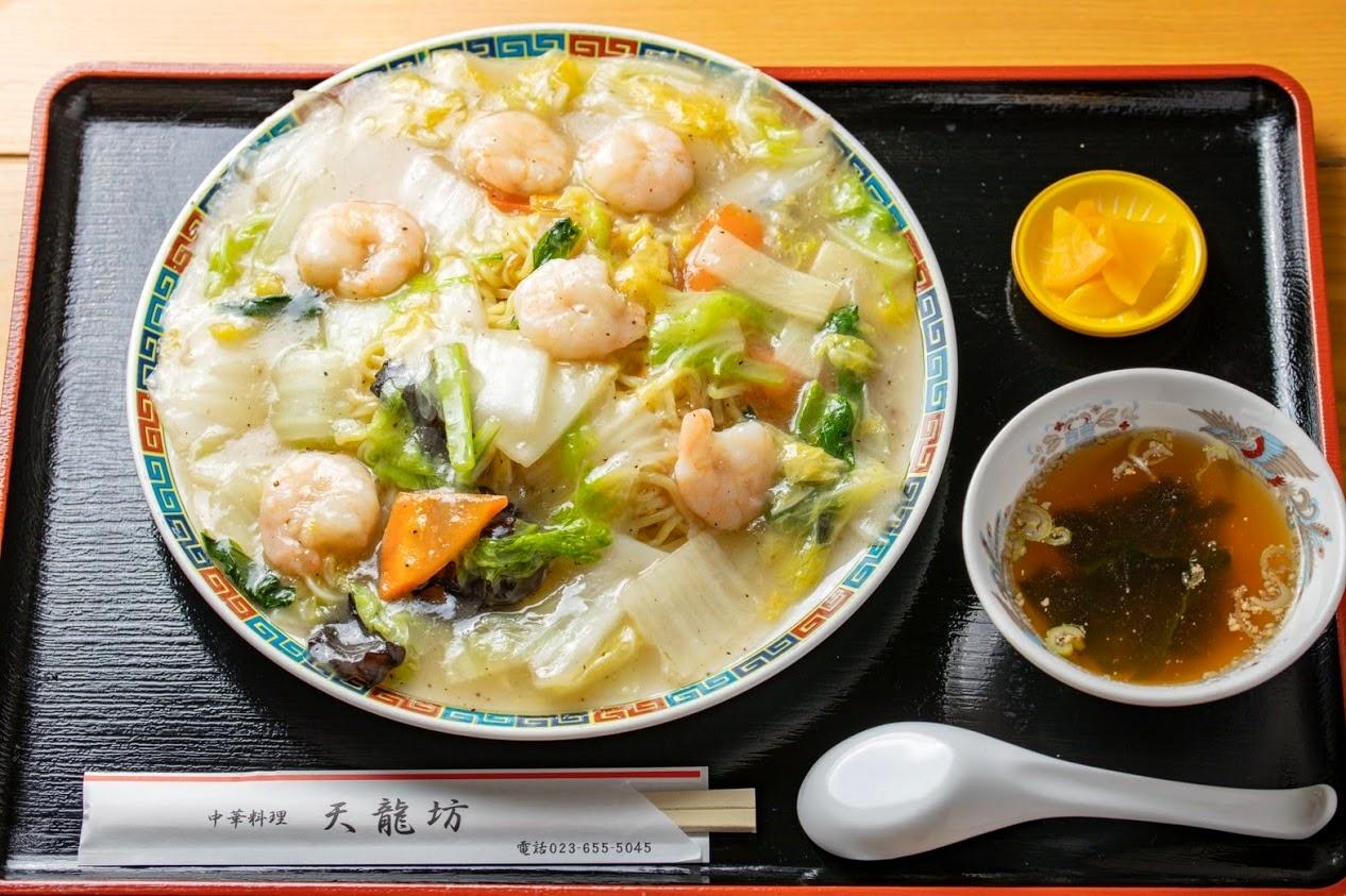 【特集記事】リーズナブルでボリューム満点|中華料理 「天龍坊」 天童の隠れた人気店をご紹介!!