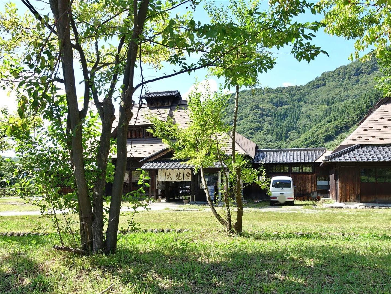 道の駅「月山」月山あさひ博物村