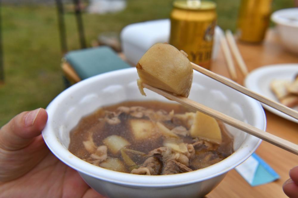 山形秋の風物詩!山形の地元民的芋煮会をまるっと体験ハイヤープラン