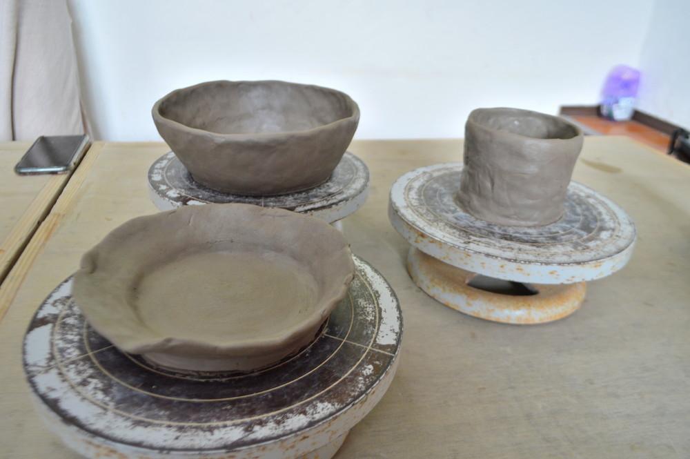 【体験記事】山寺の人気スポット「ながせ陶房」の陶芸体験|手回しろくろで創る世界に1つだけの思い出