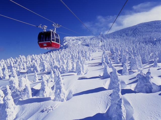 【予約受付開始】「GoTo!樹氷昼号」かみのやま温泉からお得なツアーで山形蔵王の樹氷を見にいこう♪(2020/12/26 ~ 2021/01/31)