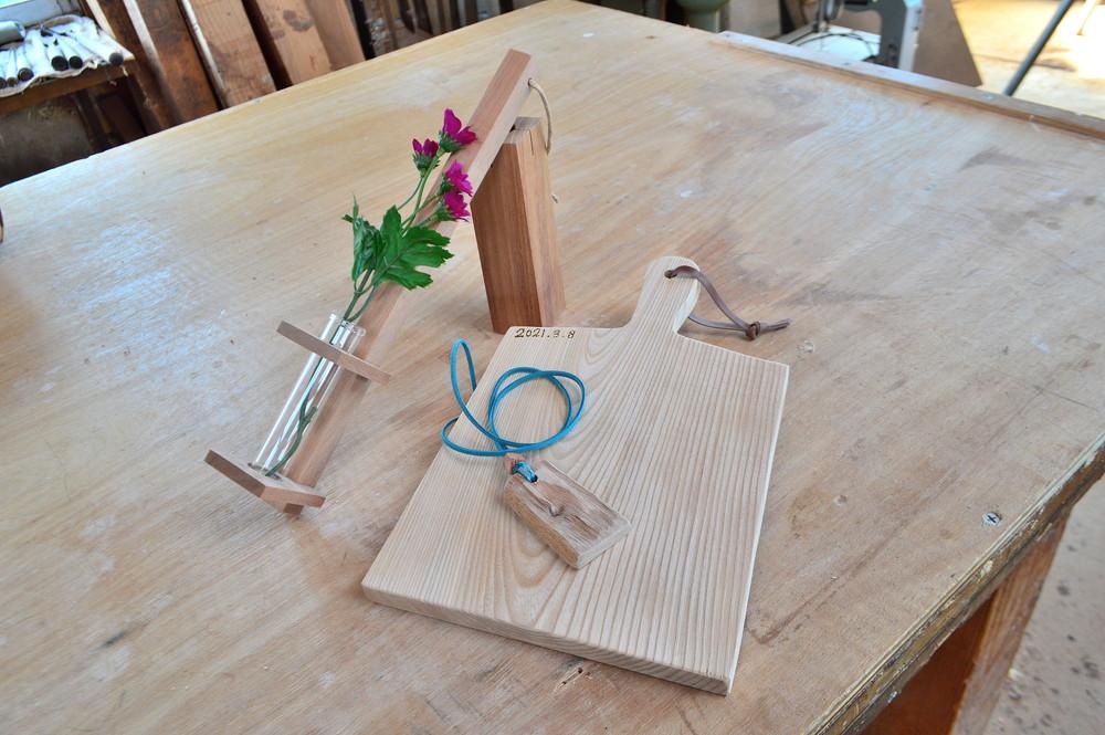 【体験記事】家具工房モク|山形で育った木で作品作り~生活の中に木のある暮らしを~